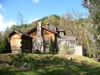 North carolina mountain vacation cabin rentals boone for Cabin rentals in boone north carolina