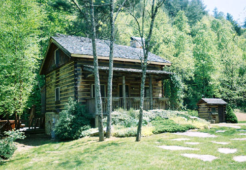 21 Acre Two North Carolina Mountain Cabin Rentals Blue
